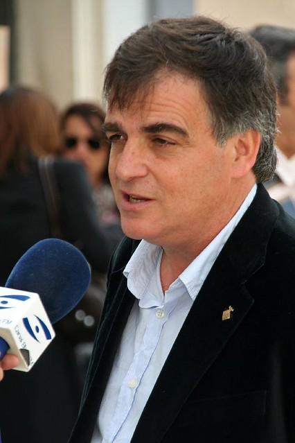 Lluís Giralt entén les demandes de Rocamar.