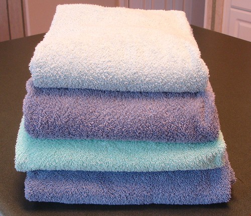 How often should you wash your bathroom towels and rugs How often to wash bath towels