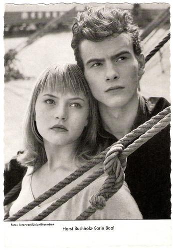 Karin Baal, Horst Buchholz