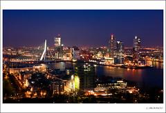 Rotterdam Twilight Meetup (and V) : The Skyline