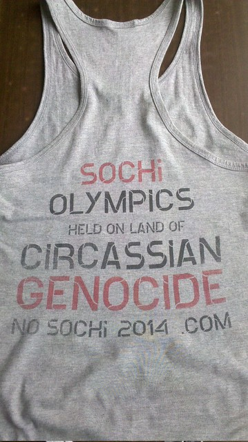 No Sochi Olympics