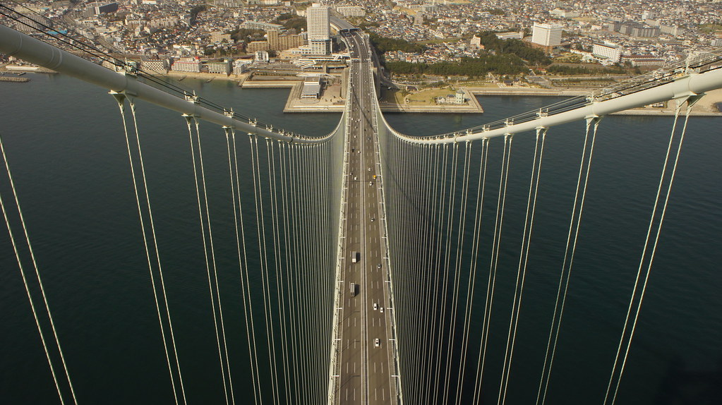 Bridge World - Akashi Kaikyo Ohashi