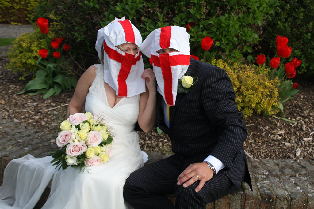 Flag Wedding Dress 10 Awesome The Wedding of the