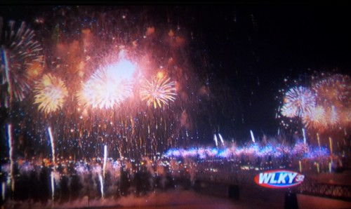 Thunder Over Louisville (TV Shot)