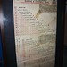 LT Trolleybus Fare chart for routes 691 & 693 Now framed
