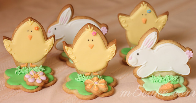 Easter Bunnies and Chicks 9