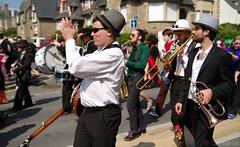 Défilé  - carnaval de St-Malo