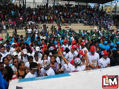 La Pascua Juvenil 2011 reunió un multitudinario en el C.J.D.B