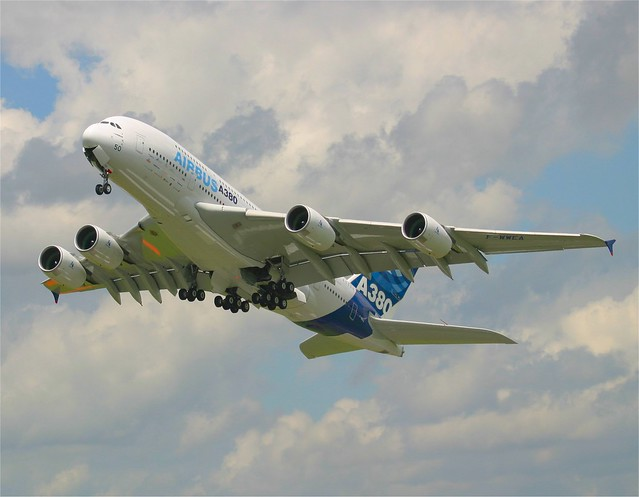 Airbus A380      F-WWEA