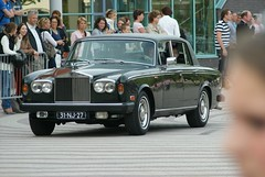 automobile, rolls-royce, rolls-royce corniche, vehicle, rolls-royce silver shadow, automotive design, antique car, sedan, classic car, vintage car, land vehicle, luxury vehicle,