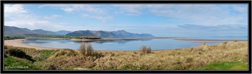 ireland sea panorama mountains beach water golf landscape nikon kerry dooks irelandbeach borderfx