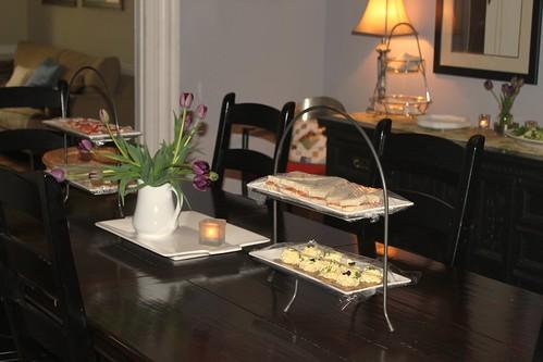 Kitchen Snaps High Tea Happy Hour Photos
