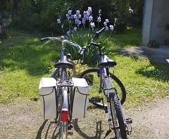two bikes - Photo of Damazan
