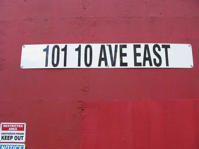 Binary for 22 Ave East