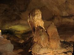 speleothem, cave, stalagmite,