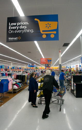 Walmart's New In-Store Feature Signs Reinforce Everyday Low Prices | by Walmart Corporate