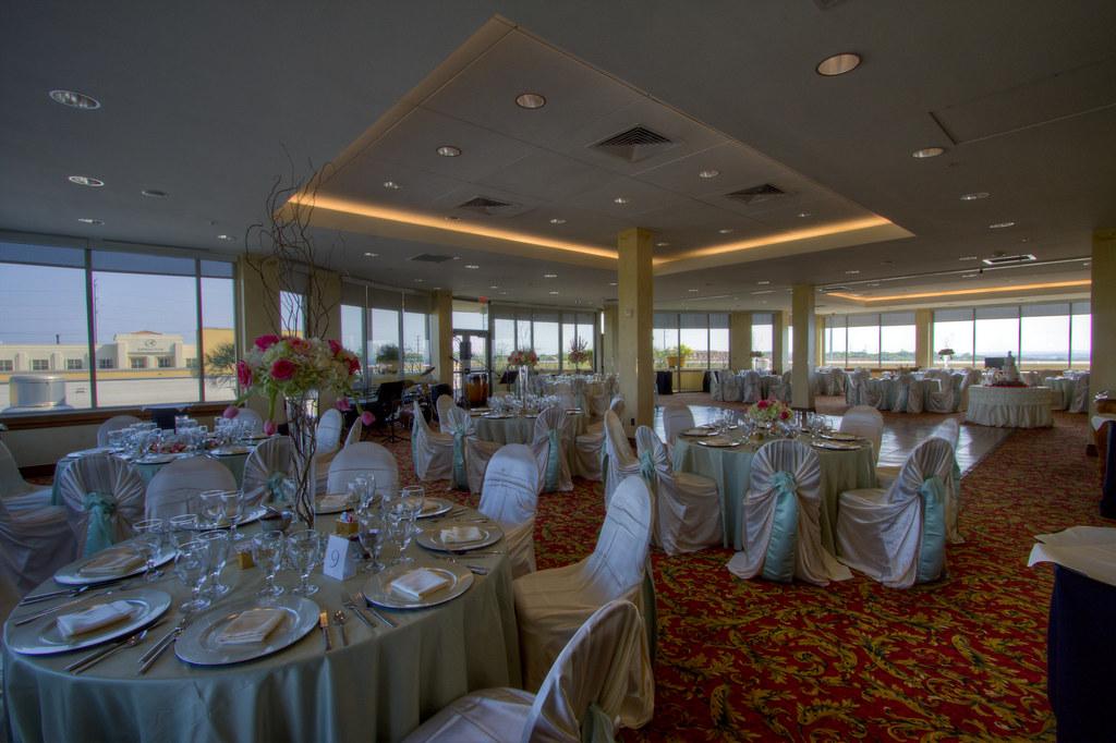 Large ballroom