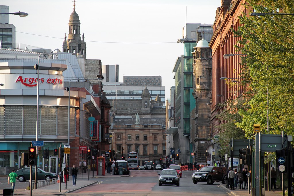 Hotels Near Glasgow Royal Infirmary