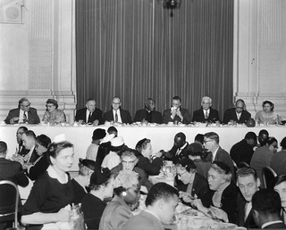 Edwin C. Berry Testimonial Banquet, Hotel Multhnomah, Portland, Oregon, 1955