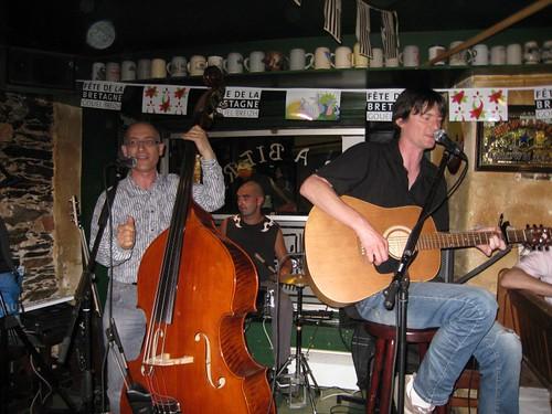 Daonet en acoustique pour la fête de la Bretagne