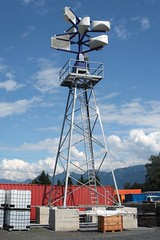 Wind Turbine Tower
