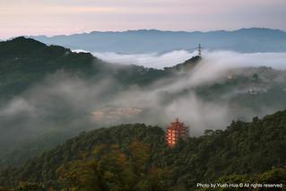 Erge Sea of Clouds, New Taipei City │ Jun. 19, 2011