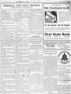 1915 accident