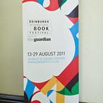 2011 Book Festival design |