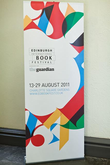 2011 Book Festival design