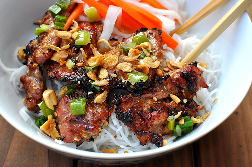 Thit Nuong - Vietnamese Grilled Pork