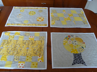 Placemat swap 6 received