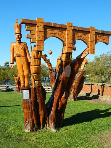 Wood Carving -Campbelltown
