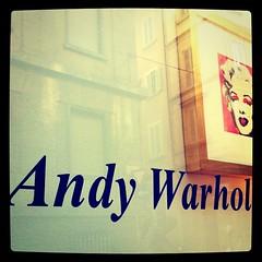Warhol the wall whore
