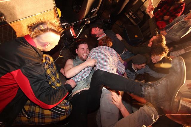 Gay for Johnny Depp @ Revenge, Brighton 22/02/11