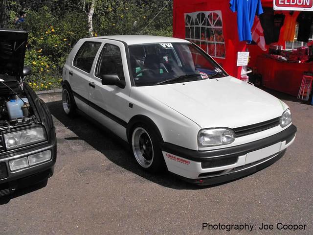 white Golf Mk3 image
