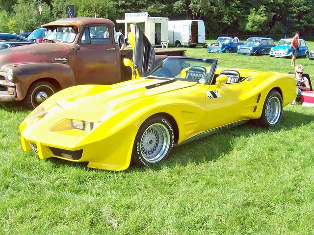 17 Chevrolet Corvette C3