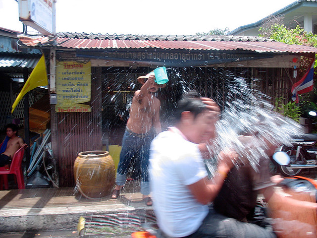 Songkran Splash