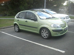 automobile, supermini, vehicle, city car, compact car, land vehicle, citroã«n c3,