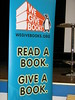 We Give Books!