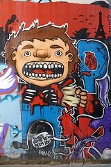 Hamburg Graffiti : Walls 5