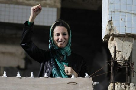 Aisha Gaddafi, the daughter of Libyan leader, Muammar Gaddafi, said that asking her father to leave office and the North African state was an insult to all citizens of the country. She is now being threatened in neighboring Algeria after taking refuge. by Pan-African News Wire File Photos