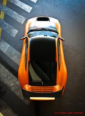 Gemballa Avalanche GTR 750 EVO-R