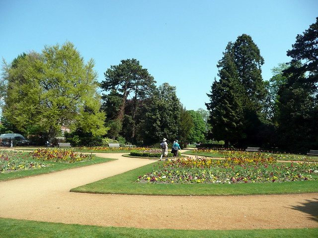 Header of Abbey Gardens