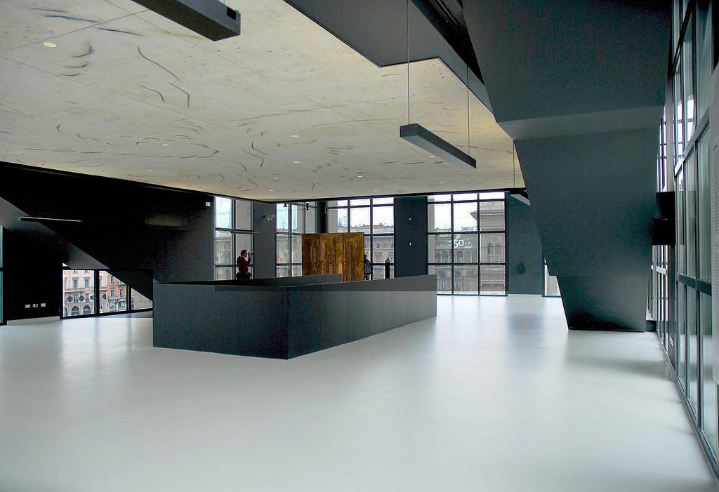 Museo Del 900 Milano.Milano Museo Del 900 With View On Piazza Del Duomo Flickr