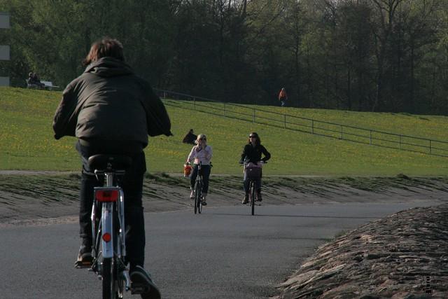 Cuxhaven mit Fahrrad