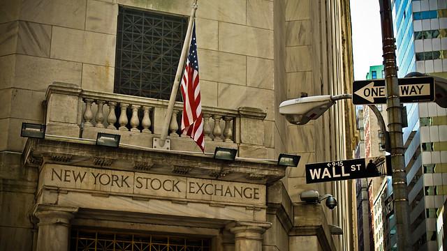 0185 - USA, New York, Stock Exchange