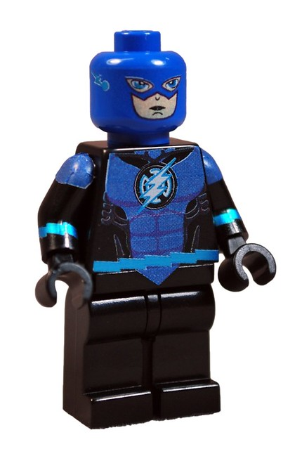 Blue Lantern Flash | Flickr - Photo Sharing!