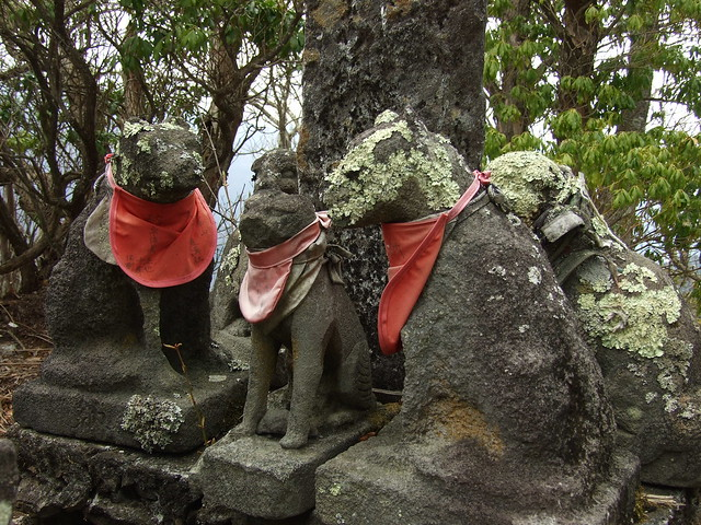 三峯神社奥宮 - 埼玉県秩父市三峰