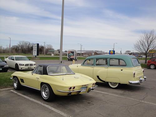 corvette station wagon