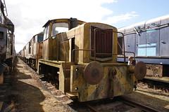GEC industrial locos